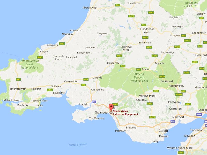SWIE-Lift location map