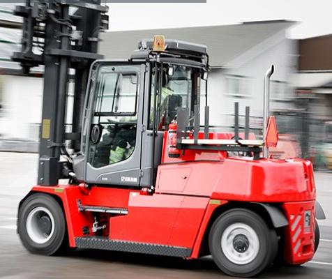 Kalmar 5-9 ton