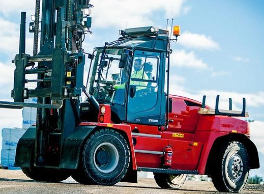 Kalmar 9-18 ton